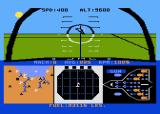"F-15 Strike Eagle Atari 8-bit ""Off we go, into the wild, blue yonder!"""