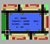 Traffic MSX Ready to start map 1
