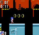 Sonic the Hedgehog Game Gear Scrap Brain is a quite technologically evolved city, with an extreme polluted appearance.