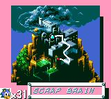 Sonic the Hedgehog Game Gear Scrap Brain's second level may appear confusing to newcomers, and long!