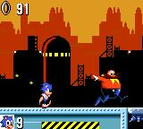 Sonic the Hedgehog Game Gear Come here, you big, fat, ugly, ...