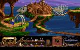 The Legend of Kyrandia: Hand of Fate DOS To tell the truth, I never figured how can they paint such an amazing image, and it has 256 colors. On what way were they painting... huh!