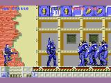 E-SWAT: Cyber Police Amiga Stage 13