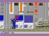E-SWAT: Cyber Police Amiga Stage 14 Boss