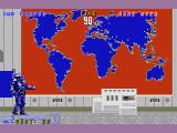 E-SWAT: Cyber Police Amiga Nice view of the world mao