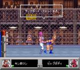 Kinnikuman: Dirty Challenger SNES Training
