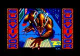Survivor Amstrad CPC Loading screen