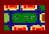 Traffic Amstrad CPC And the game begins.