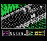 Highway Encounter MSX I've cleared a path and on we go.