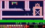 Lemmings Atari ST Bash and climb your way to safety