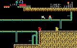 The Goonies PC-88 White mice drop crosses, which grant temporary invulnerability