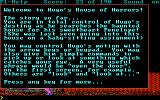 Hugo's House of Horrors DOS About Hugo's House of Horrors