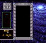 Super Tetris 2 + Bombliss SNES Starting puzzle mode