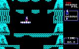 Ice Climber PC-88 Moving platforms can be troublesome
