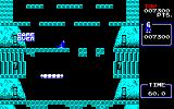 Ice Climber PC-88 Game over...