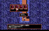 Bomber Quest PC-98 Building the maze from tetris pieces