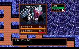 Bomber Quest PC-98 Robotic enemies