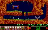 Lemmings Amiga Dig your way through the first level