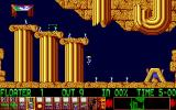 Lemmings Amiga Use floaters on this level