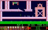 Lemmings Amiga Use miners and climbers here