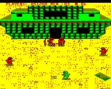 Commando BBC Micro The final fortress