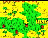 Commando BBC Micro Level 1 beginning