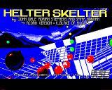 Helter Skelter BBC Micro Loading screen - Mode 1 with 6 colours