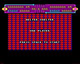 Helter Skelter BBC Micro Title page