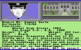 L.A. Crackdown Commodore 64 Starting a new game