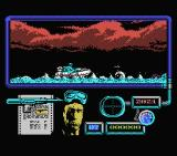 Navy Moves MSX Shooting my harpoon.