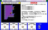 Tunnels & Trolls: Crusaders of Khazan PC-98 Damn locks...