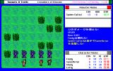 Tunnels & Trolls: Crusaders of Khazan PC-98 Dangerous battle against cultists in a swamp