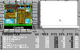 The Bard's Tale II: The Destiny Knight PC-98 Outside of a shop