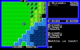 Ultima IV: Quest of the Avatar PC-98 Now seas monsters... right