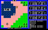 Exodus: Ultima III PC-98 City center. LB really shows off :)