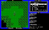 Ultima V: Warriors of Destiny PC-98 Wilderness. At least they have signs now...