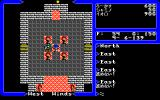 Ultima V: Warriors of Destiny PC-98 LB's castle