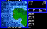 Ultima V: Warriors of Destiny PC-98 It's just me, the sea, and poison fields...