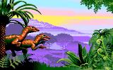 Worlds of Ultima: The Savage Empire PC-98 ...with dinos :)