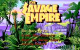 Worlds of Ultima: The Savage Empire PC-98 ...Savage Empire...