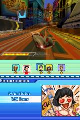 Speed Racer: The Videogame Nintendo DS Drifting also gains you new fans.