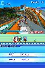Speed Racer: The Videogame Nintendo DS The track layout is just crazy.