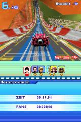 Speed Racer: The Videogame Nintendo DS Making you feel the speed is one of the strength of this game.