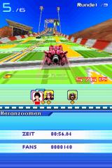 Speed Racer: The Videogame Nintendo DS Big jump coming up!