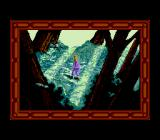 Death Bringer TurboGrafx CD A lone adventurer is crossing the woods