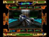 POD SpeedZone Dreamcast Car Selection