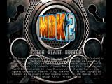 MDK 2 Dreamcast Title Screen
