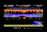 Yie Ar Kung-Fu 2: The Emperor Yie-Gah Amstrad CPC I was defeated.