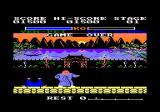 Yie Ar Kung-Fu 2: The Emperor Yie-Gah Amstrad CPC I lost all my lives. Game over.