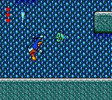 The Lucky Dime Caper starring Donald Duck Game Gear The river's caves have nice fishes and sharp things falling.